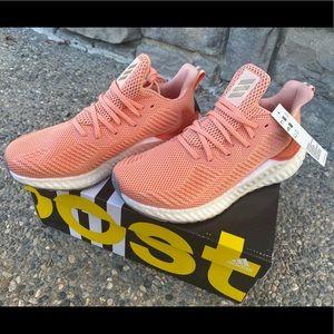 🆕 ADIDAS | alphaboost orange coral tennis shoes